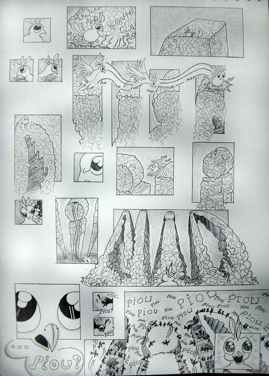 Dragons, chimères et créatures arc-en-ciel - Page 8 Cours_14