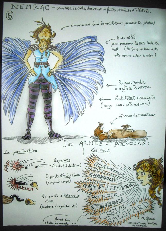 Dragons, chimères et créatures arc-en-ciel - Page 8 Cours_17