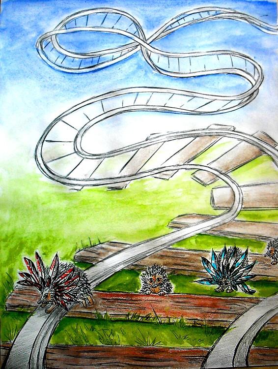 Dragons, chimères et créatures arc-en-ciel - Page 8 Hyriss10