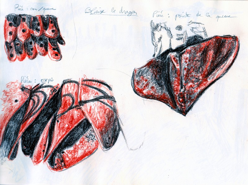 Dragons, chimères et créatures arc-en-ciel - Page 7 Img_2024