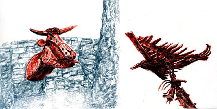 Dragons, chimères et créatures arc-en-ciel - Page 7 Img_2027