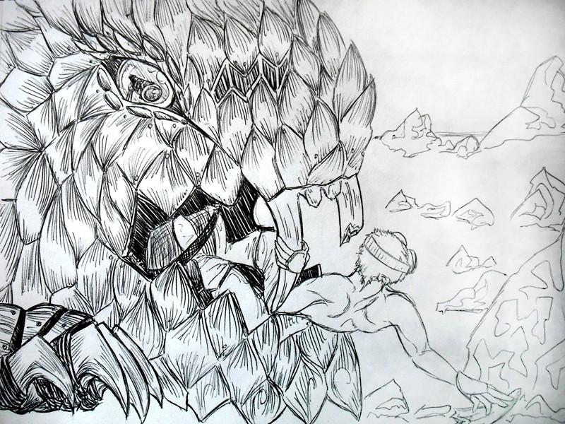 Dragons, chimères et créatures arc-en-ciel - Page 8 Peuple10