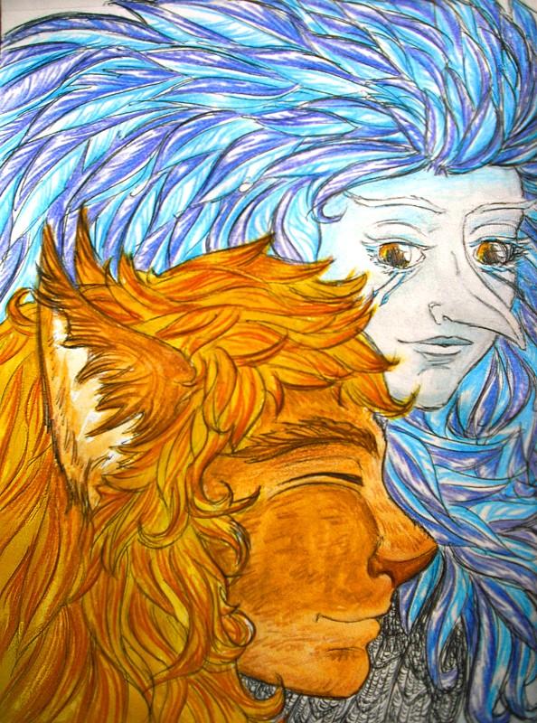 Dragons, chimères et créatures arc-en-ciel - Page 8 Peuple12