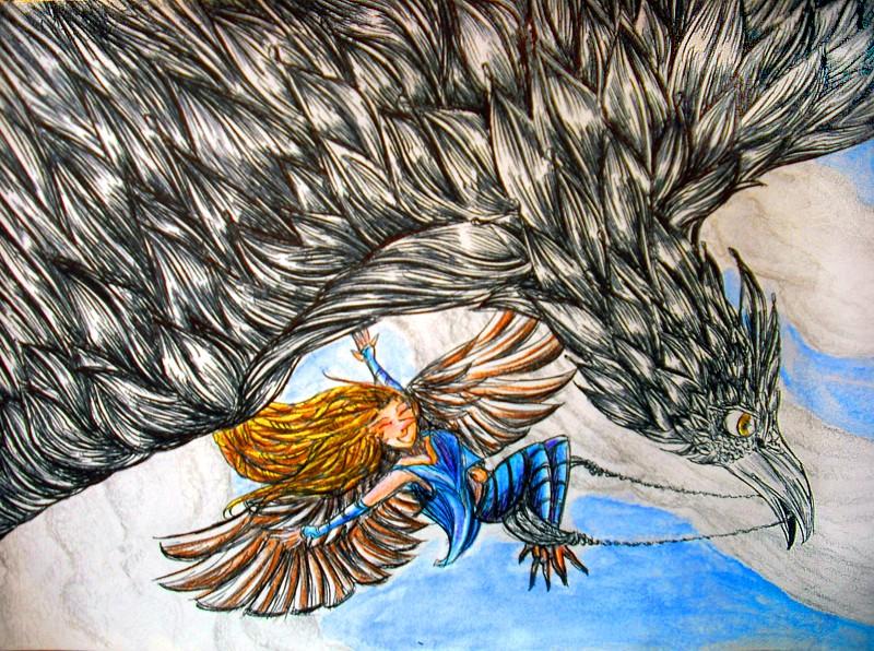 Dragons, chimères et créatures arc-en-ciel - Page 8 Peuple14