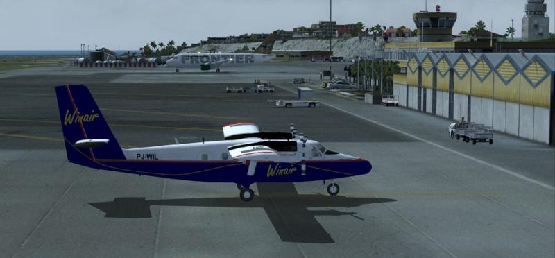 Erstflug mit der Twin Otter Ca-20114