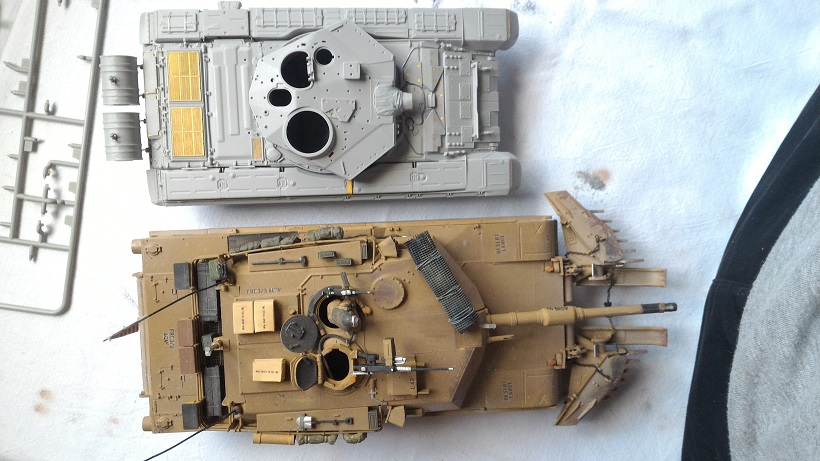 T90A MBT Trumpeter 1/35 [Ultronix] - Page 2 P_201527