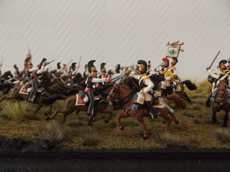 Cuirassiers Saxons / Cuirassiers Russes ...La Moskova/Borodino 1812  S_et_r14
