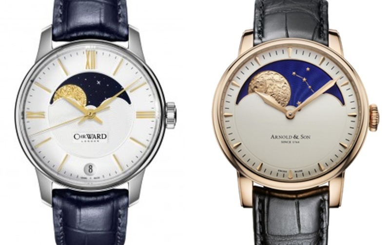 ward - [News] Christopher Ward C9 Moonphase Moons11