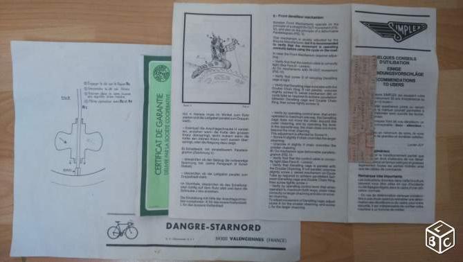 STARNORD, demi course, 70's Starno12