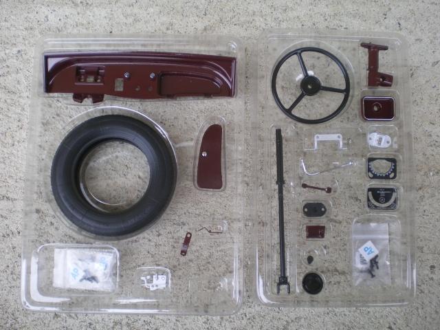 Volant traction AV Altaya pour Ford 32 1/8  Imgp8228