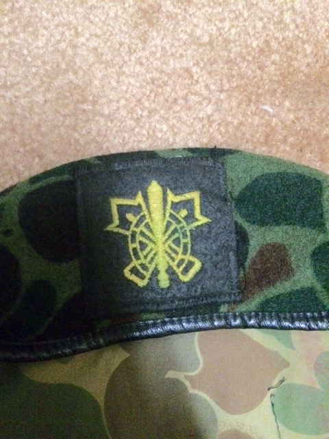 Couple of South Korean berets Image43