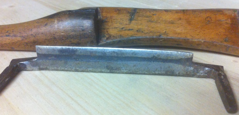 Spokeshave & Russian Hand Plane...in the 9 - 7 - 4 :D 00410