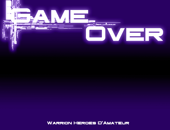 Game Over Screen Resources Gameov10