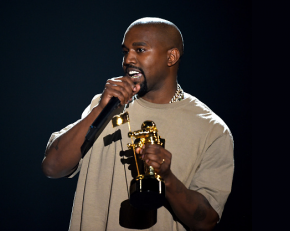 "Kanye West: ""I Have Decided in 2020 to Run for President""   K10"