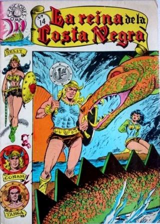 Portadas de las colecciones diversas de Conan Joma_l25