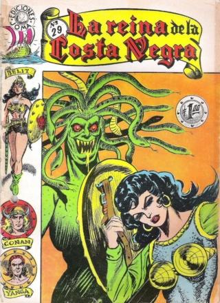 Portadas de las colecciones diversas de Conan Joma_l40