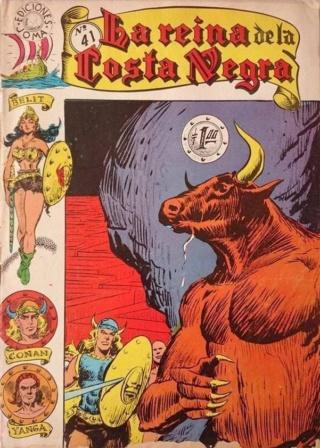 Portadas de las colecciones diversas de Conan Joma_l53