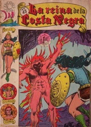 Portadas de las colecciones diversas de Conan Joma_l55