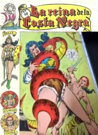 Portadas de las colecciones diversas de Conan Joma_l60