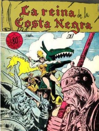 Portadas de las colecciones diversas de Conan La_rei22
