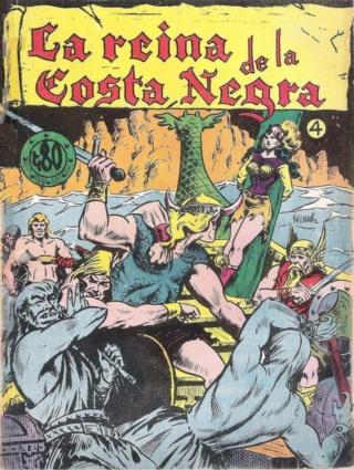 Portadas de las colecciones diversas de Conan La_rei23