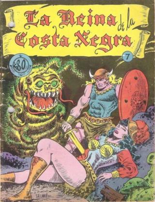 Portadas de las colecciones diversas de Conan La_rei25