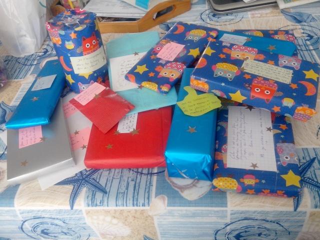 Plein de couleurs et de bonheur, Merci Mélissa ! Img_2011