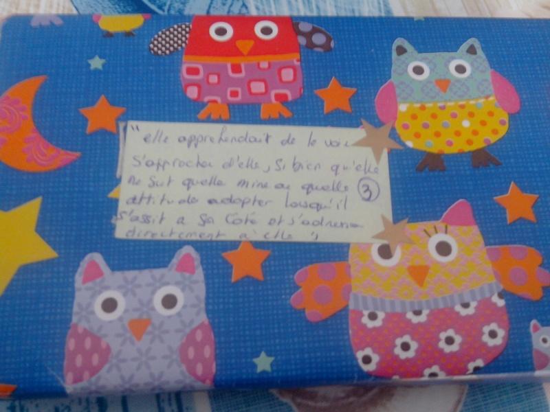 Plein de couleurs et de bonheur, Merci Mélissa ! Img_2012