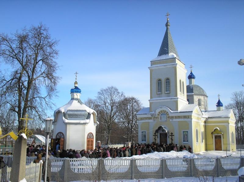 Фото современной Городни Cerkva10