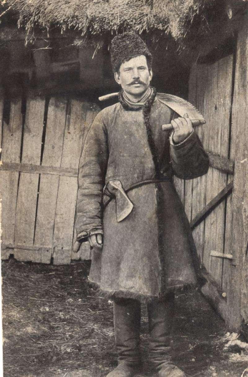 Городня на старых открытках и фотографиях Plotni10