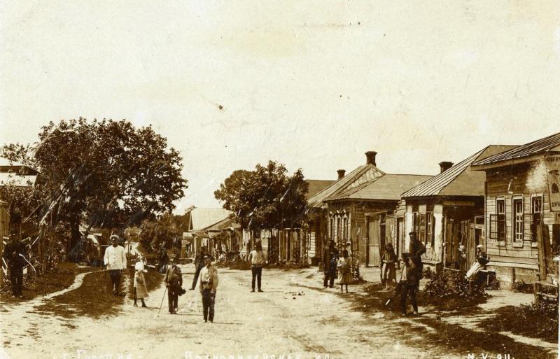 Городня на старых открытках и фотографиях Volkov10
