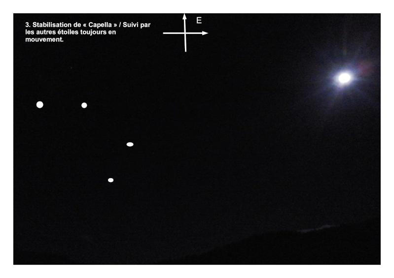 """2015: le 28/10 à 21h30 - """"Déplacements d'étoiles""""Un phénomène ovni insolite -  Ovnis à Col de Jau 1500m - Pyrénées-Orientales (dép.66) - Page 2 Stabil10"""
