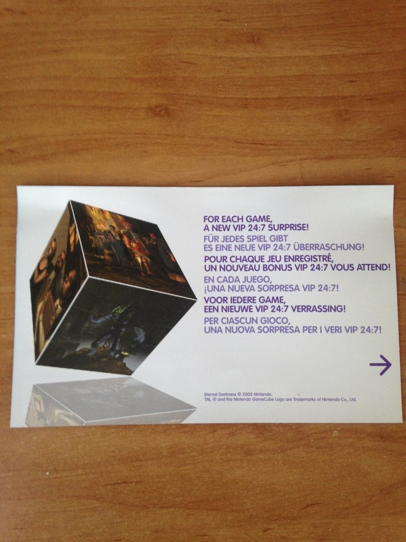 Les Jeux GAMECUBE avec Carte VIP Img_0611