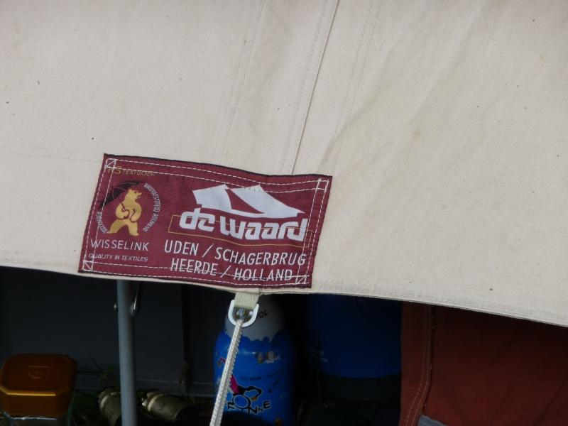 CHAMONIX - tentes vues cette année au camping P1000411