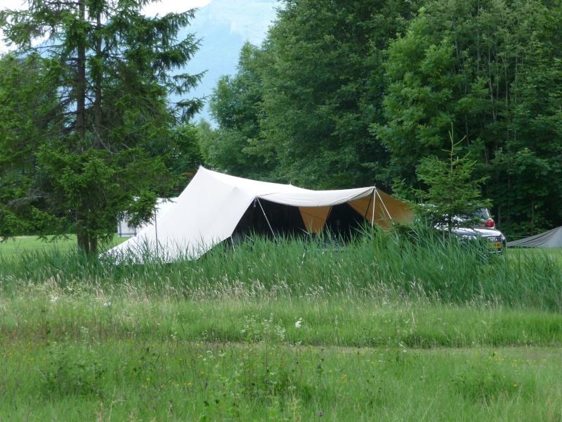 CHAMONIX - tentes vues cette année au camping P1000510