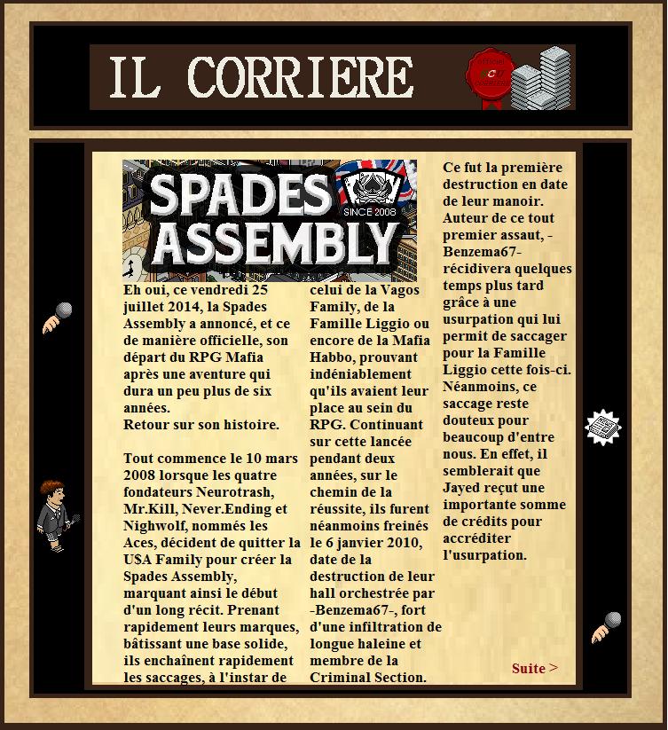 Souvenir de la Gazette SCU Editio11
