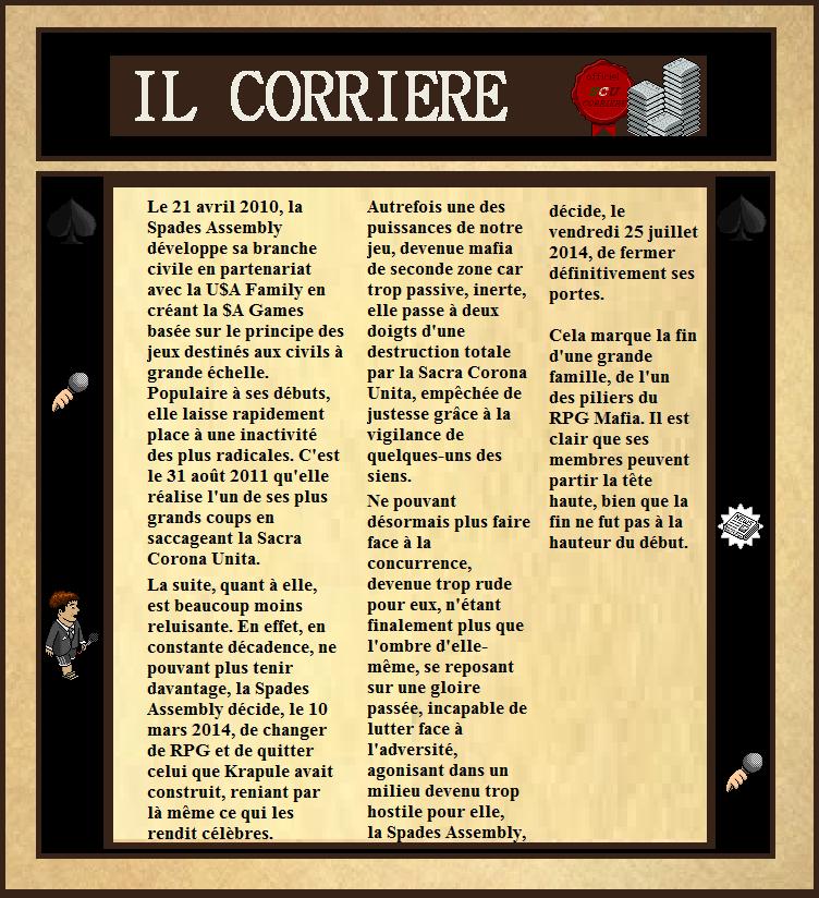 Souvenir de la Gazette SCU Editio12