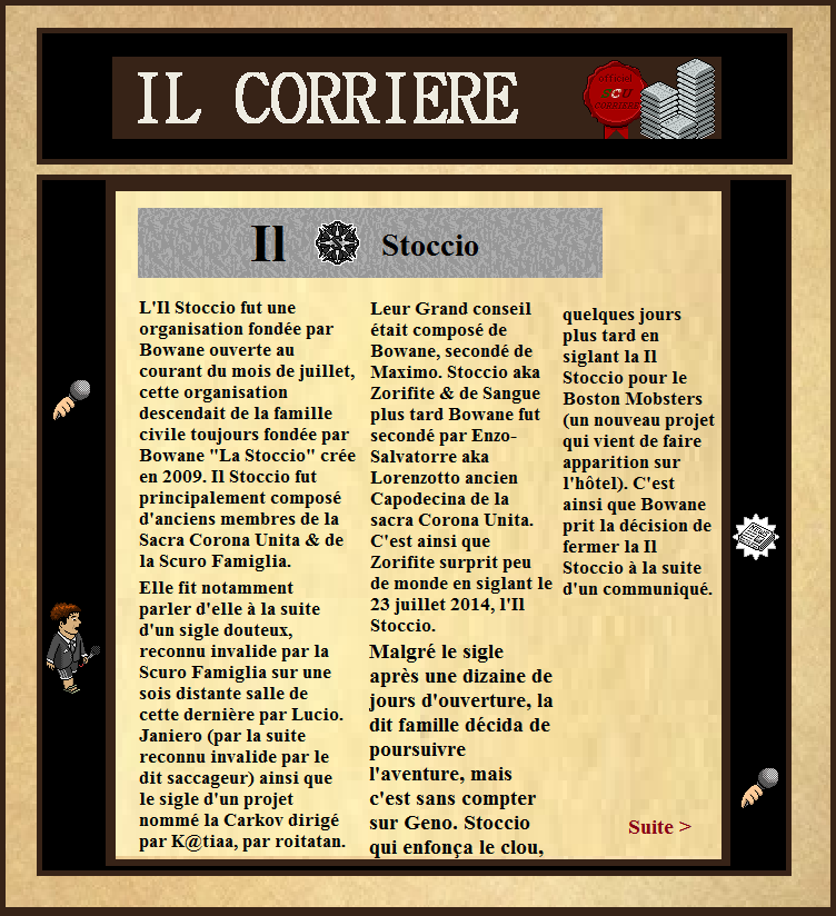 Souvenir de la Gazette SCU Editio15