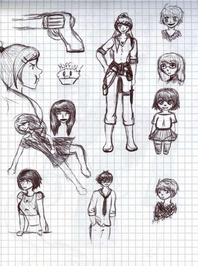 Des dessins... Des dessins PARTOUT <>.<> - Page 3 00110