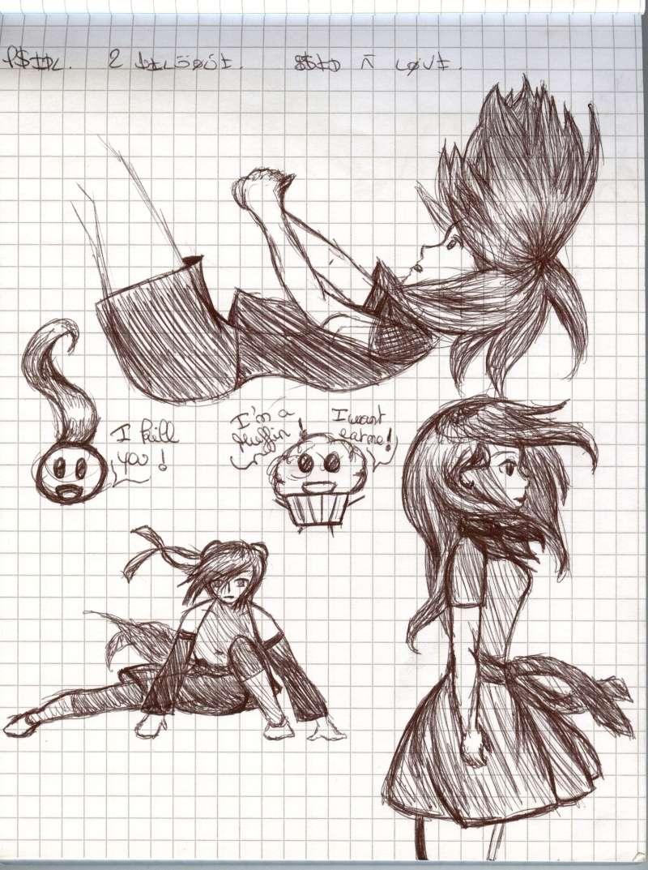 Des dessins... Des dessins PARTOUT <>.<> - Page 3 00310
