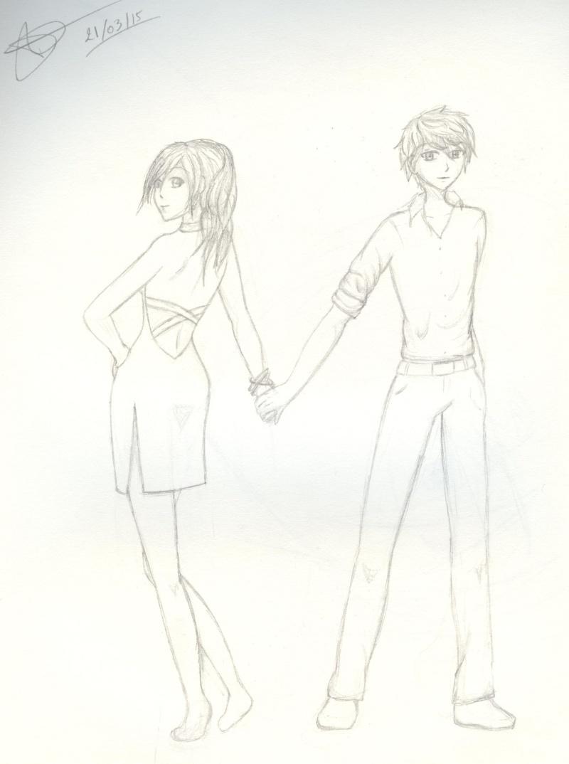 Des dessins... Des dessins PARTOUT <>.<> - Page 3 Couple10