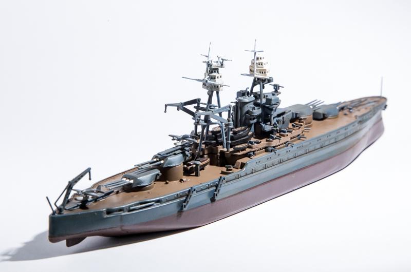 USS ARIZONA Hobby Boss 1/700 Arizon14