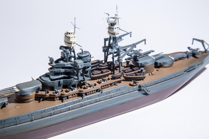 USS ARIZONA Hobby Boss 1/700 Arizon16