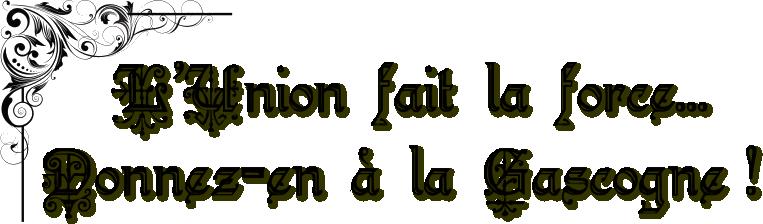 Union pour la Gascogne
