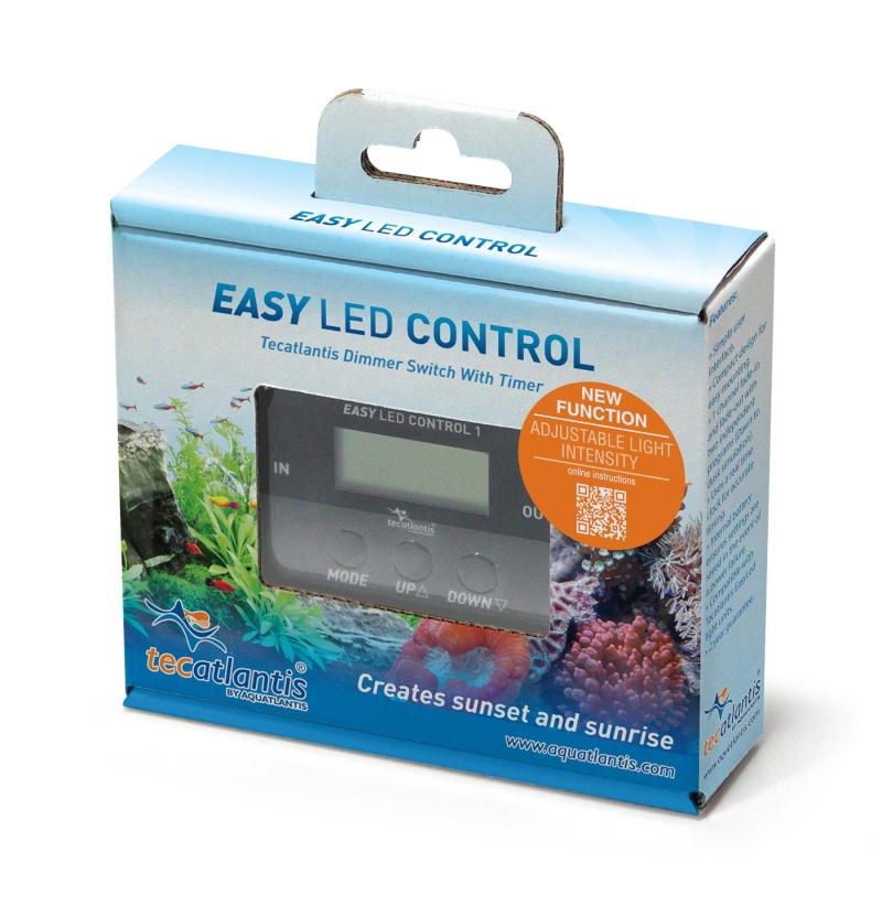Baisser intensité lumineuse rampe LED Easy_l11