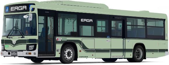 Kyoto City Bus : AO 2015 : Bus de l'année 2016 Lv29010