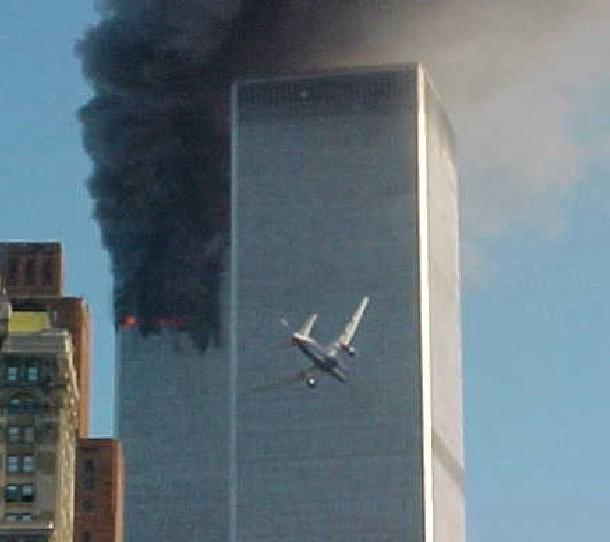 Les deux tours du World Trade Center 14 ans 11sept10