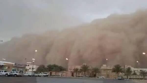 Violents orages sur la Mecque 12004010