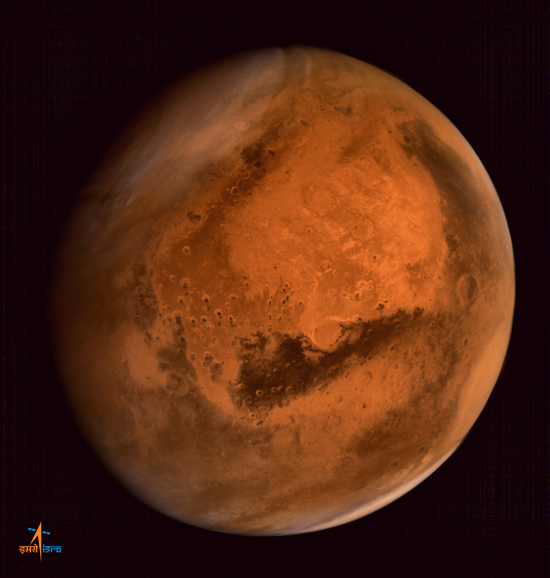 Des images extraordinaires du système solaire Mars_o10
