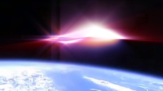 Une étrange et grande impulsion micro-ondes a frappé la Terre  Offezf10